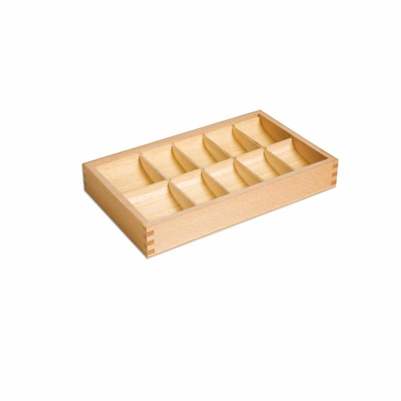 kasten mit 10 f chern f r die wortsymbole heutink deutschland. Black Bedroom Furniture Sets. Home Design Ideas
