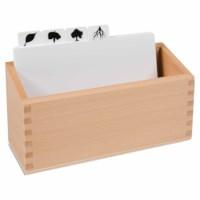 Kasten für Kopiervorlagen für die Botanischen Puzzles
