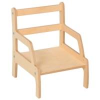 Stiller Stuhl, höhenverstellbar (13 bis 16 cm)
