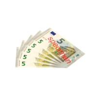 Euro-Banknoten 5 Euro