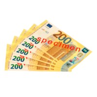 Euro-Banknoten 200 Euro