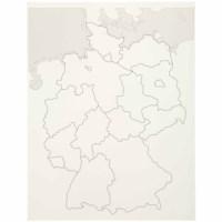 Kontrollkarte Deutschland