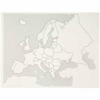 Kontrollkarte Europa