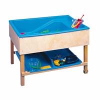 Sand und Wasser-Tisch