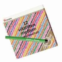 Filzstifte Goldline - Medium - Heutink - Etui 12 Stück