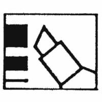 Marker - Heutink - Meißelspitze - Schwarz
