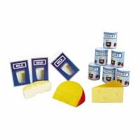 Milch, Joghurt und Käse-Set (12)