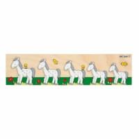 Lege-Puzzles - Pferd