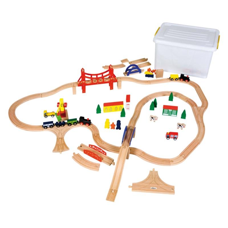 Eisenbahnset