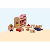Puppenhaus -  Kinderzimmer