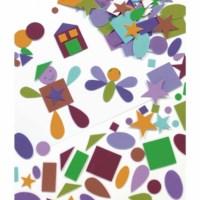 Gummifiguren - Geometrischen Formen - 180 Stück