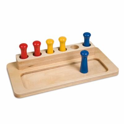 Infant/Toddler (0-3) | Nienhuis Montessori