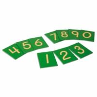 Sandpaper Numerals: US Version