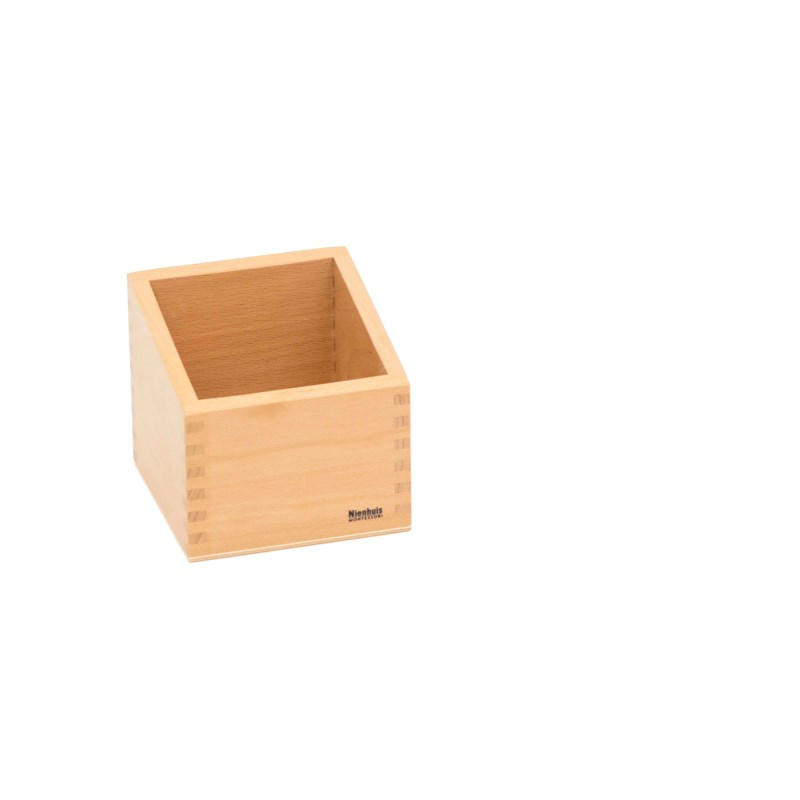 Hollow Number Shapes Box