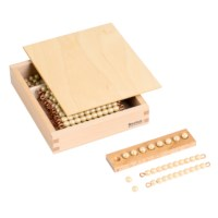 Tens Bead Box: Individual Beads (Glass)