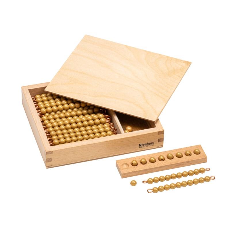 Tens Bead Box: Individual Beads (Nylon)
