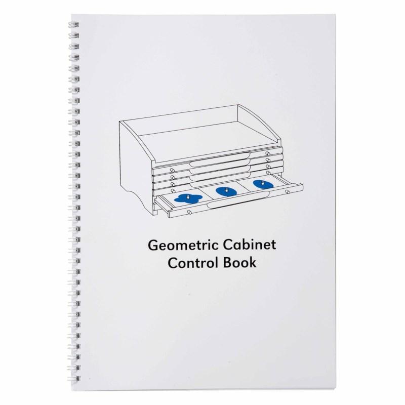 Geometric Cabinet Control Book