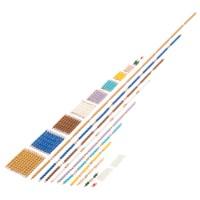 Short Bead Chains: Individual Beads (Nylon)