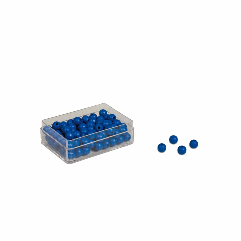 Blue Beads: (100)