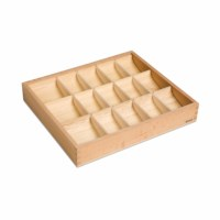 Grammar Symbols Box: 15 Compartments