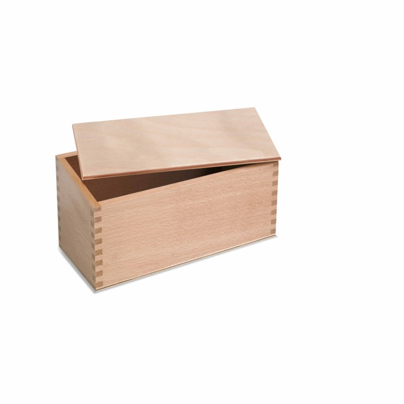 Wooden Box For Pin Flags