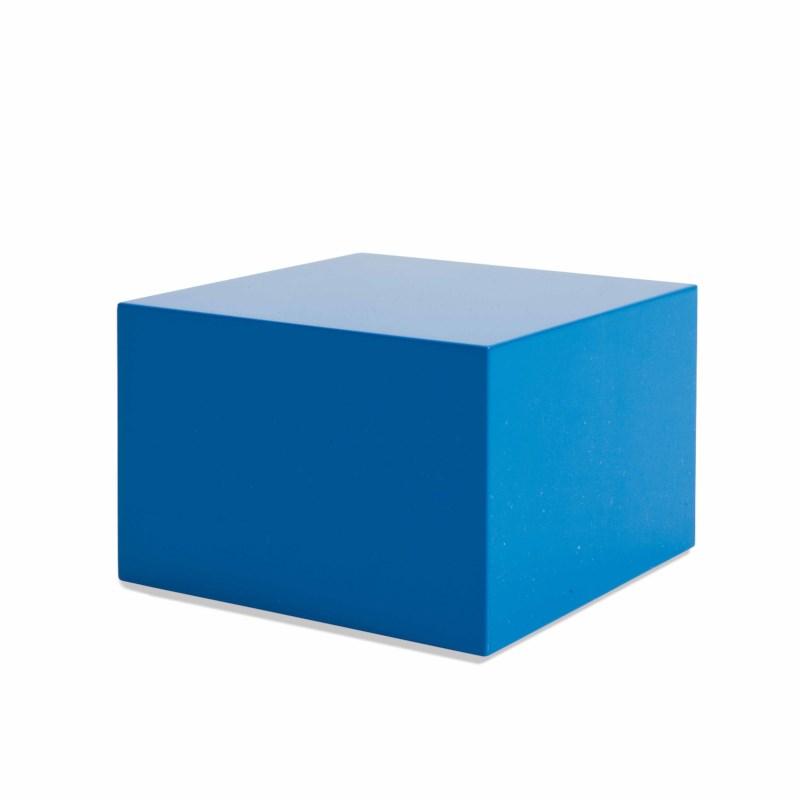 Short Square Based Prism