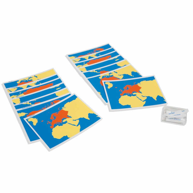 Cards Of The World Parts