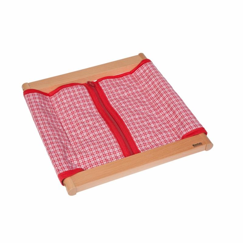 Nienhuis Montessori Zipper Frame