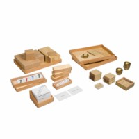Golden Bead Material Activity Set