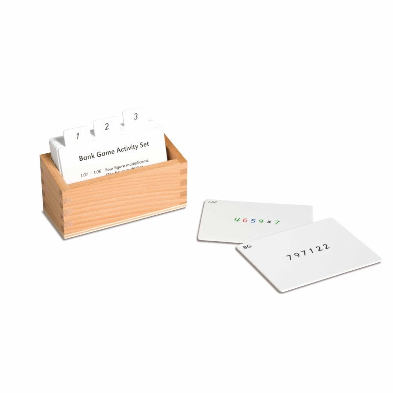 Bank Game Activity Set
