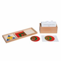Inscribed And Concentric Figures Activity Set