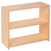 Infant / Toddler Shelf: 2-Tier
