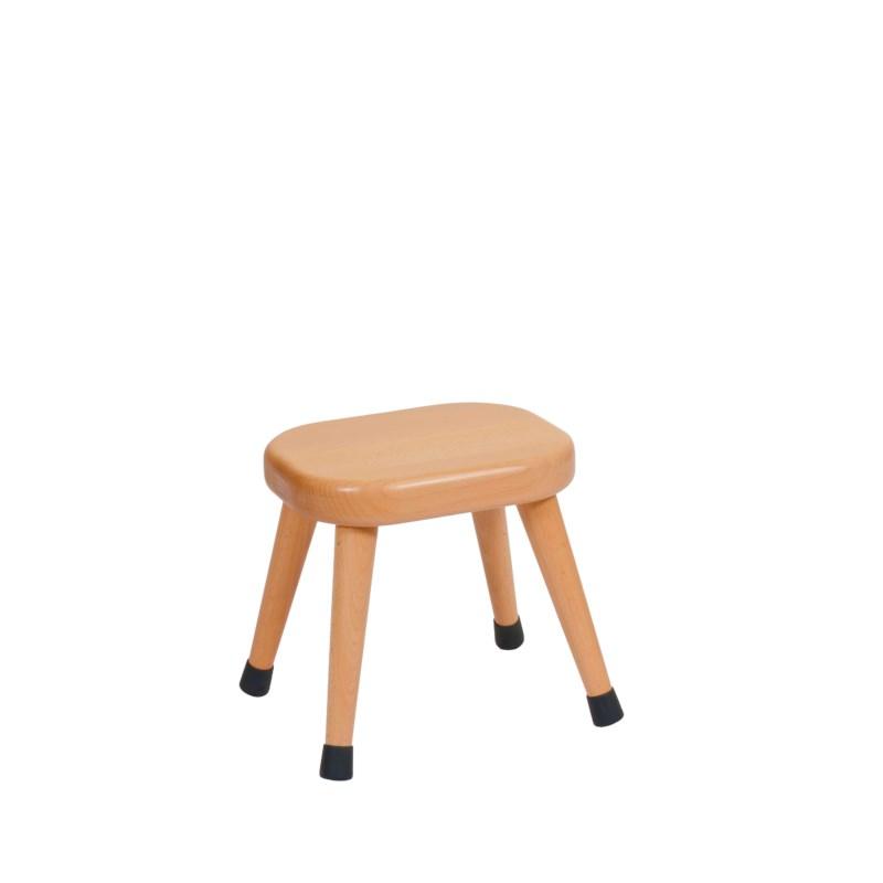 Stool A1: Orange (26 cm)