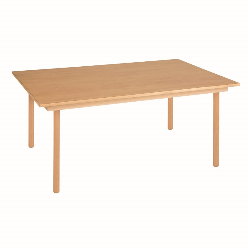 Group Table B2: Violet (120 x 80 x 53 cm)