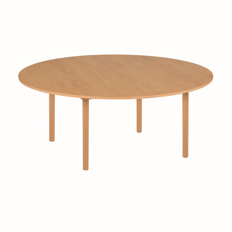 Group Table B2: Violet - Round (115 x 53 cm)