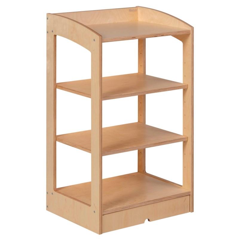 Geometry / Biology Cabinet: Open Back (93 cm)
