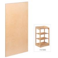 Geometry / Biology Cabinet: Rear Panel (93 cm)