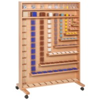 Bead Material Cabinet