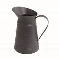 Metal Pitcher: Large