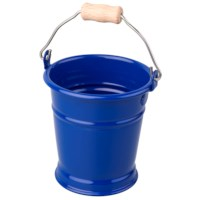 Mini Bucket: Blue