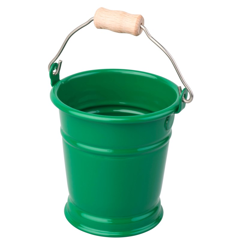 Mini Bucket: Green