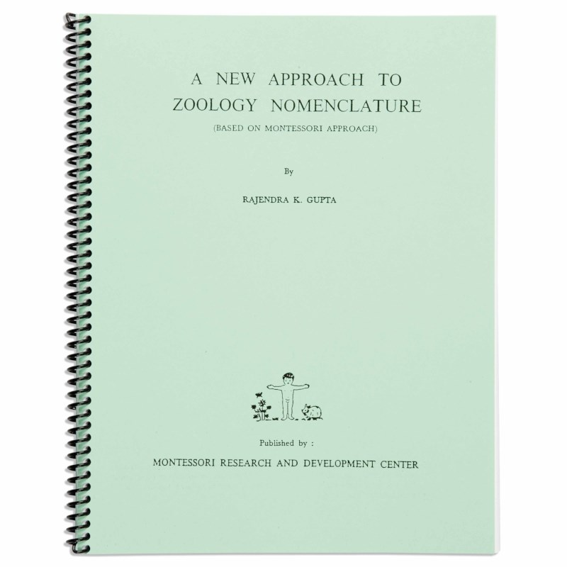 A New Approach To Zoology Nomenclature
