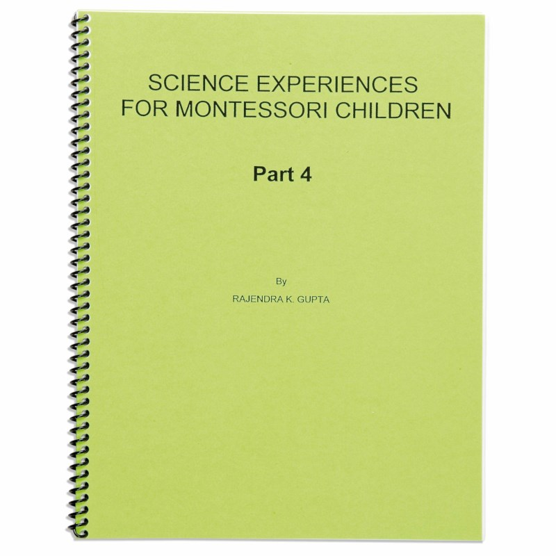 Science Experiences: Part 4