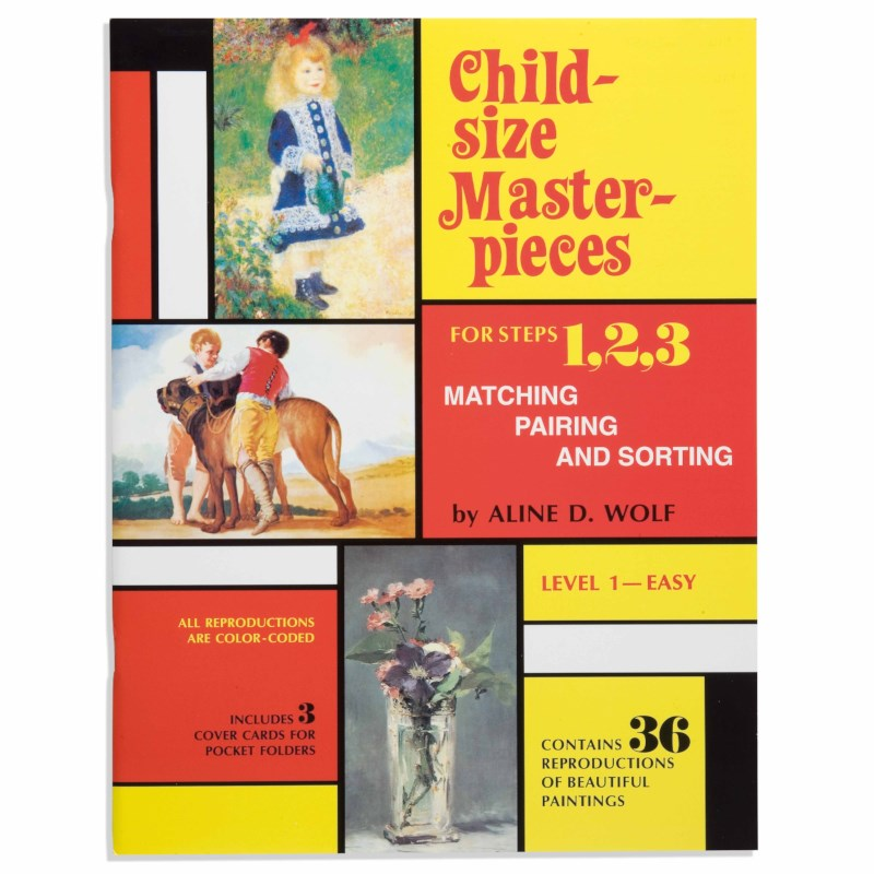 Child-Size Masterpieces: Easy (1)