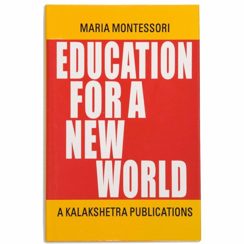Education For A New World (Kalakshetra)