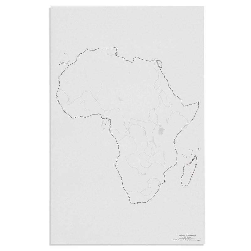 Africa: Waterways (50)