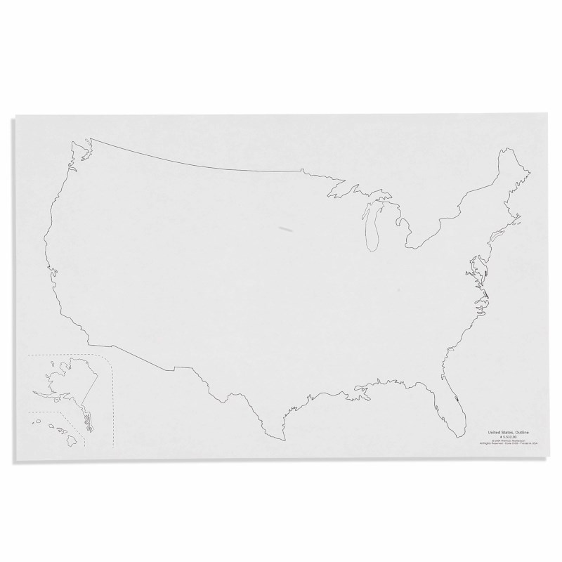 United States: Outline (50)