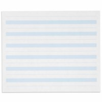 Writing Paper: Blue Lines - 7 x 8.5 in (500)