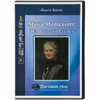 DVD: 'Maria Montessori' Her Life And Legacy