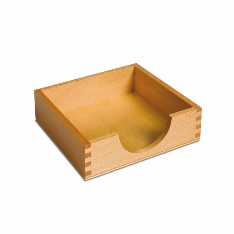 Paper Box: 14 x 14 cm